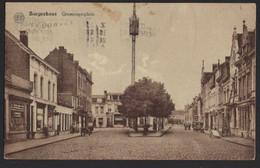 BORGERHOUT * GROENINGERPLEIN * ALBERT * 1929 * 2 SCANS - Antwerpen