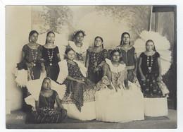Photo  A. BRIQUET - MEXICO - Grupo De Ninas - Old (before 1900)