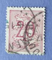 1951 -   BELGIO - VALORE FRANCHI   0,20 -  USATO - Usati
