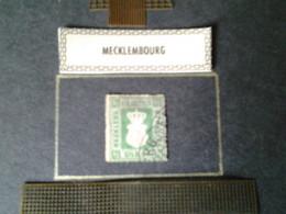 Mecklembourg Strelitz 1864 Un Tier De Silber Grochen - Mecklenbourg-Strelitz