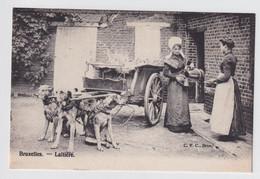 BRUXELLES  LAITIERE   HONDEN KAR - Farmers