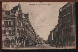 62 - LENS - Rue De La Gare - Lens