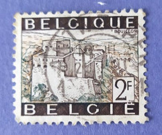 1966 -   BELGIO   -  VALORE  FRANCHI   2   - USATO - Gebraucht