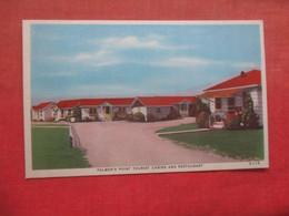Canada > Ontario >   Stevensville----- Palmer's Point Tourist Cabins & Restaurant       Ref 4598 - Zonder Classificatie