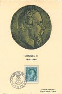 CP Maximum Journée Timbre 1948 - Maximumkarten (MC)
