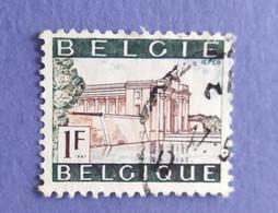 1967 -   BELGIO   -  VALORE  FRANCHI   1   - USATO - Gebraucht