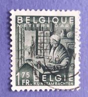 1948 -   BELGIO   -  VALORE  FRANCHI   1,75   - USATO - Usati