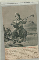 Salut De CONSTANTINOPLE -- Musicien Genre Orientale  (Janvier 2021 519) - Turkey