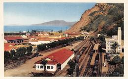 Algérie - PHILIPPEVILLE (Skikda) - La Gare Et Les Quais - Skikda (Philippeville)