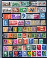 HELVETIA - Selektion GF 75 - MNH**/MH* - Lotes/Colecciones