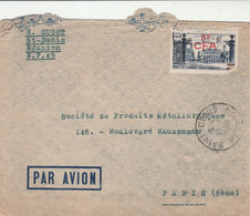 Lettre Par Avion - Storia Postale