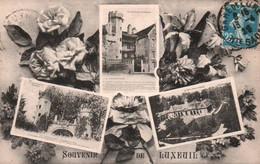 CPA - LUXEUIL-les-BAINS - Fantaisie Souvenir De ... - Edition Reuchet - Luxeuil Les Bains