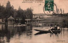 CPA - LUXEUIL-les-BAINS - Le Lac ... - Edition Reuchet - Luxeuil Les Bains