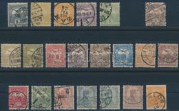 """O 1900 Turul Sor Lilásbarna 6f Nélkül, Hírlapbélyeggel, """"c"""" Számvízjelállás (~225.000) - Unclassified"""