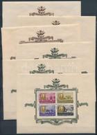 ** 1947 3 Roosevelt Blokkpár, Jó Minőség Apró Hibákkal (150.000) - Unclassified