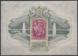 ** 1949 Lánchíd III. Blokk (90.000) - Unclassified