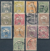 """O 1906 Turul Sor 2K Nélkül, """"b"""" Számvízjelállás (82.000) - Unclassified"""