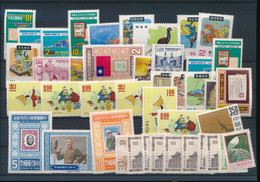 FORMOSE TAIWAN SMALL SELECTION MNH - Ungebraucht