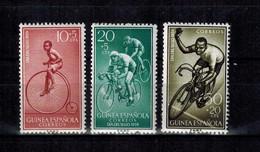 GUINEA Espagnole , 1959 , ** , MNH , Postfrisch , Mi.Nr. 360 - 362 - Guinea Spagnola