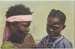 Cpa ( 75 Paris ) Paris , Exposition Coloniale De 1931 - Tentoonstellingen
