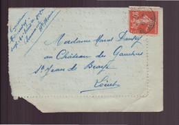 France, Enveloppe Du 28 Décembre 1914 De Chaumont Pour Saint-Jean De Braye - Lettres & Documents