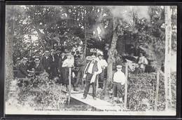 CPA 16 - Aigre, Buvette Harvier - Concours Agricole 16 Septembre 1906 - Sonstige Gemeinden
