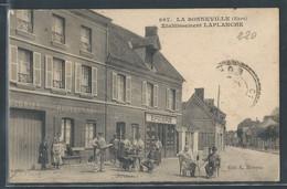 CPA 27 - La Bonneville, Etablissement Laplanche - Sonstige Gemeinden