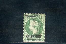 SAINTE HELENE 1884-94 O - Andere
