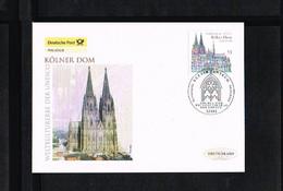 2003 - Deutschland FDC Mi. 2329 - Organizations - UNESCO - Kölner Dom [KF016] - FDC: Briefe