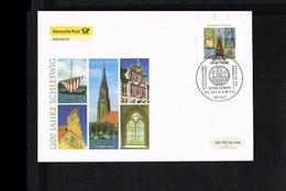 2004 - Deutschland FDC Mi. 2377 (2) - Architecture - Churches & Cathedrals - Dom Von Schlewig [KF057] - FDC: Briefe