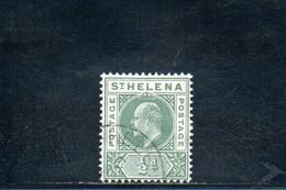 SAINTE HELENE 1902 O - Andere