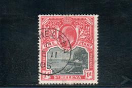 SAINTE HELENE 1903-11 O - Andere