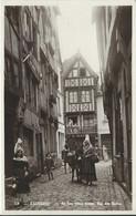 76)  CAUDEBEC  -  Au Bon Vieux Temps - Rue Des Halles - Caudebec-en-Caux