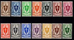 Ex Colonie Française * Cameroun * Poste 249/262  Qualité Luxe  N** - Nuevos
