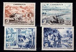 Ex Colonie Française * Cameroun * Poste 300/303  Qualité Luxe  N** - Nuevos