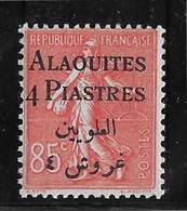 Alaouites N°12 - Neuf ** Sans Charnière - TB - Neufs