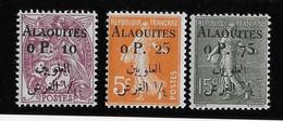 Alaouites N°1/3 - Neuf ** Sans Charnière - TB - Neufs