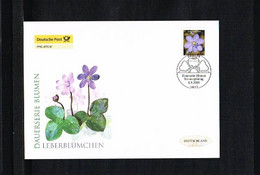 Flora - Flowers - Leberblümchen - FDC Mi. 2485 Germany 2005 [KG044] - Non Classificati