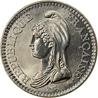 Monnaie, France, République, Franc, 1992, Paris, SPL, Nickel, KM:1004.1 - H. 1 Franc