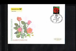Flora - Flowers - Gartenrose - FDC Mi. 2675 Germany 2008 [KH051] - Non Classificati