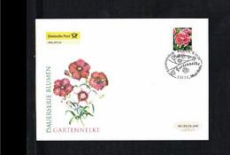 Flora - Flowers - Gartennelke - FDC Mi. 2699 Germany 2008 [KH070] - Non Classificati