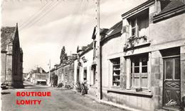 56 Le Gorvello Rue Principale CPSM PF Hameau à Cheval Sur Theix Noyalo Et Sulniac - Altri Comuni