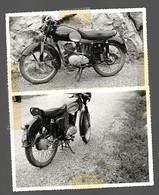 PHOTO  MOTO GITANE  2 PHOTOS - Unclassified