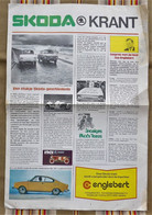 Journal  SKODA KRANT 1971 - Practical