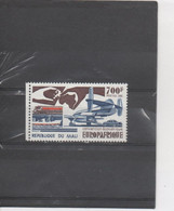 MALI - EUROPAFRIQUE - Convention économique : Avion, Train - - Mali (1959-...)