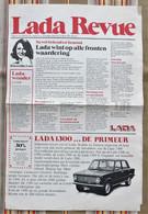 Journal  Lada Revue 1974 - Practical