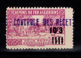 Algerie - Colis Postaux N** Luxe YV 172 - Paketmarken