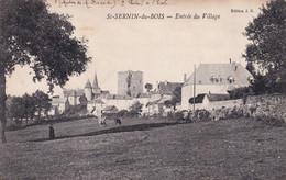 71, St Sernin Du Bois, Entrée Du Village - Other Municipalities