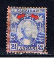 Sansibar+ 1896 Mi 28 Sultanporträt - Zanzibar (...-1963)