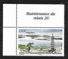 TAAF 2021 -  Yv N° 985 ** - Kerguelen Maintenance Relais 26 - Neufs